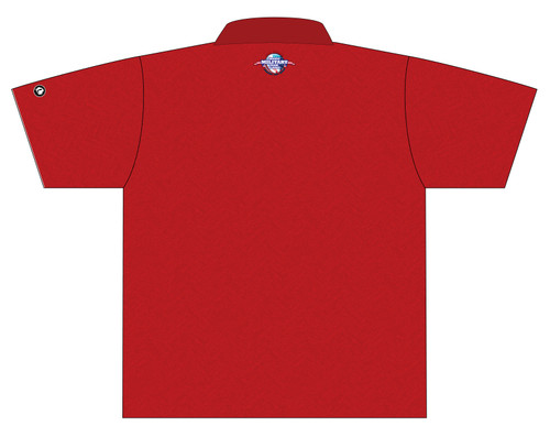 READY-2-SHIP MTC '19 - DS Mesh Jersey Red - POLO