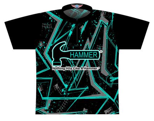 Hammer DS Jersey Style 0507 - SASH COLLAR - (READY-2-SHIP)