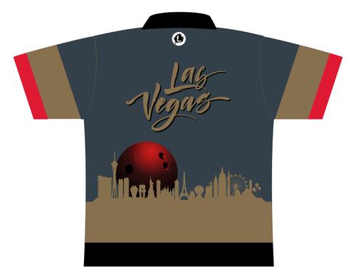 Las Vegas DS Jersey Style 0683 - SASH COLLAR - (READY-2-SHIP)