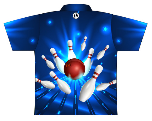 DS Jersey Style 0254 - USA Bowling
