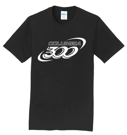 Details about  /Columbia 300 Power Torq Retro Vintage Bowling Ball Logo T-shirt