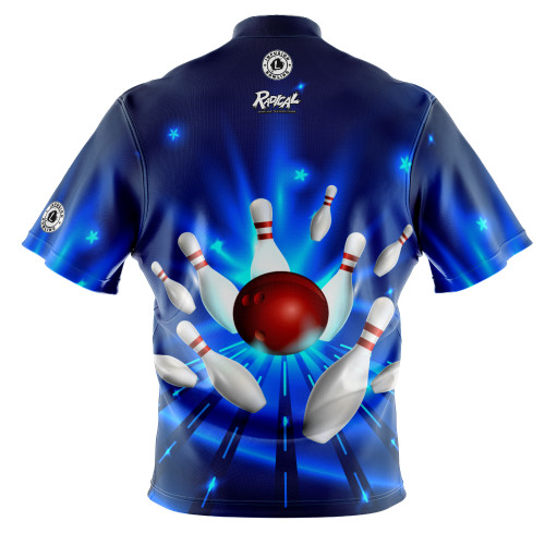 Radical EXPRESS DS Jersey Style 1011_RD