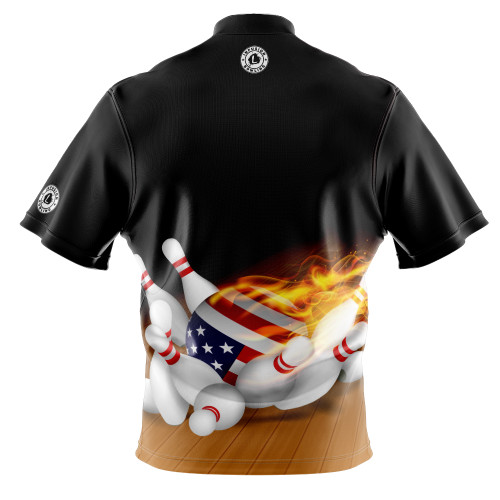Infusion Bowling EXPRESS DS Jersey Style 1012_INB