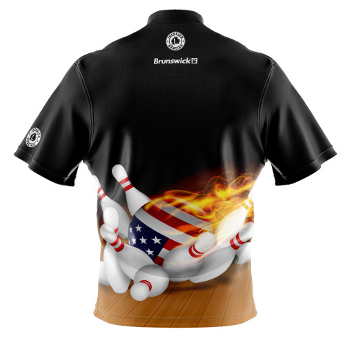 Brunswick DS Jersey Style 1012_BR