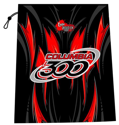 Columbia 300 Red Tribal Shoe Bag