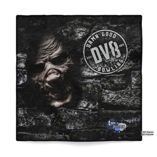 DV8 Zombie Sublimated Towel
