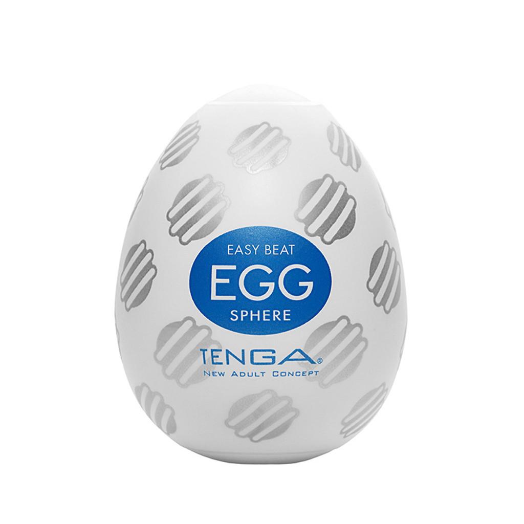 Sphere Tenga Egg Stroker - Packaging