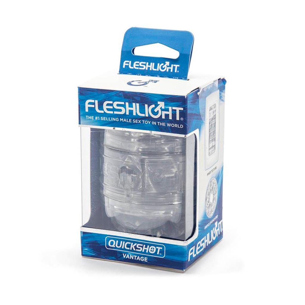 QUICKSHOT Vantage by Fleshlight - Packaging