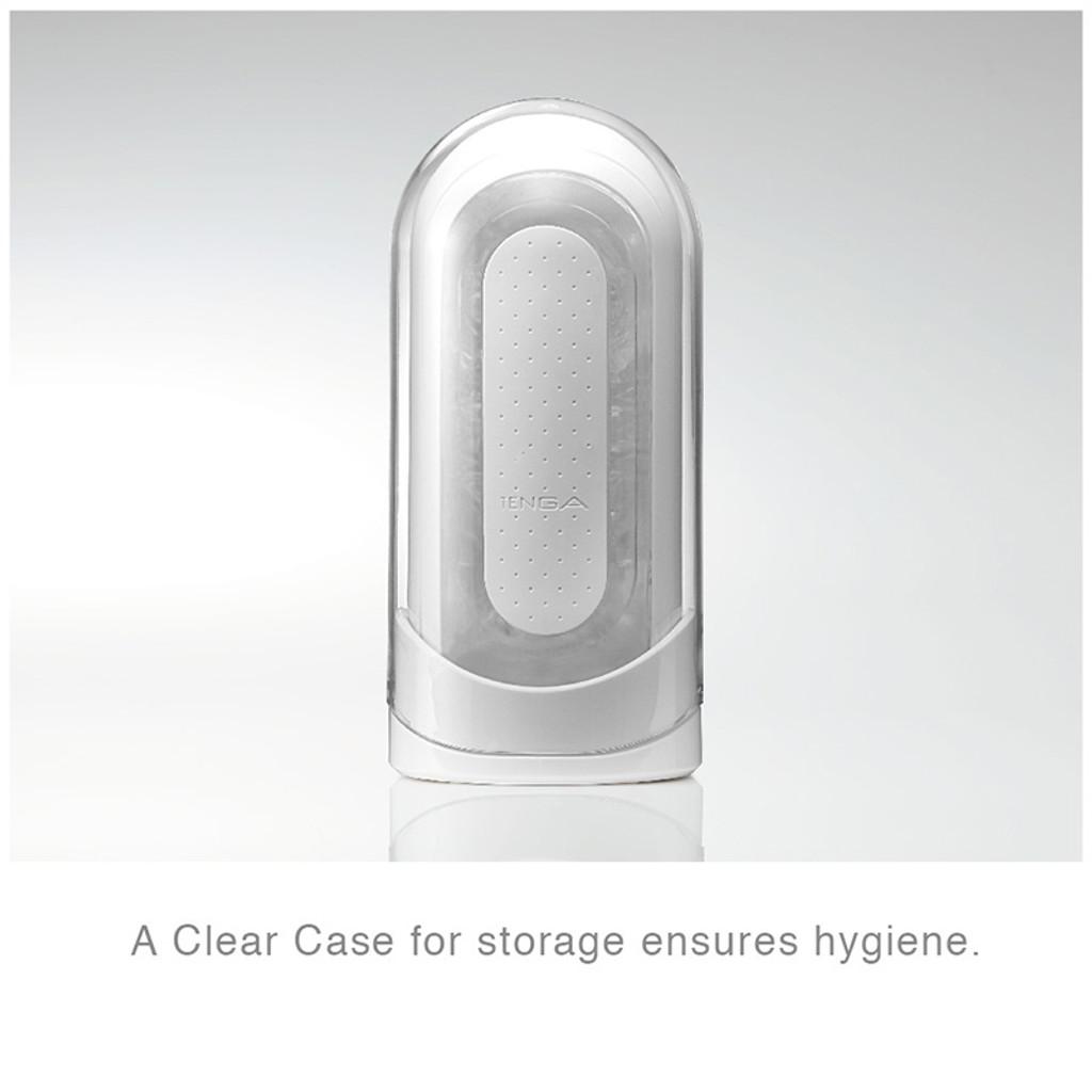 Tenga Flip Zero - Clear Storage Case
