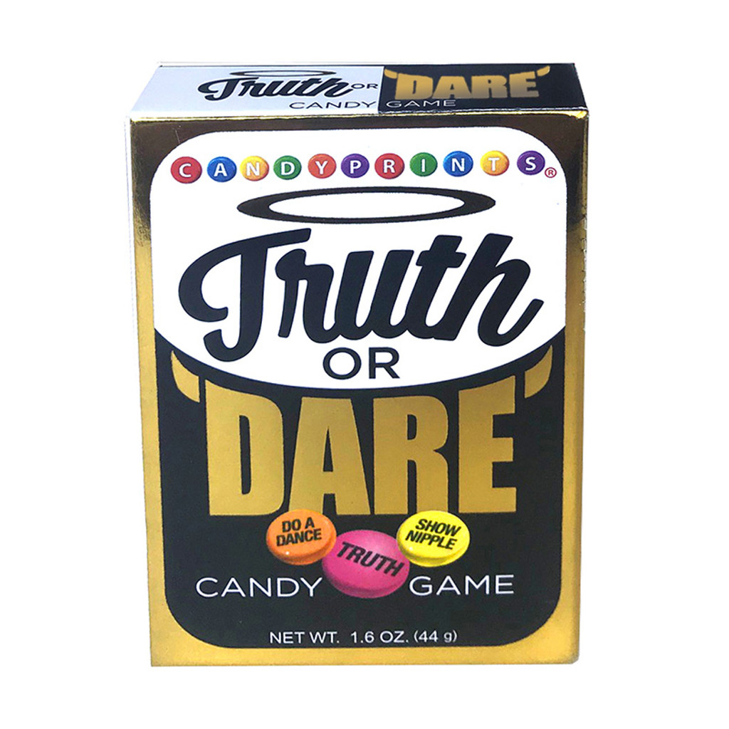 Candyprints Truth or Dare Candy Game
