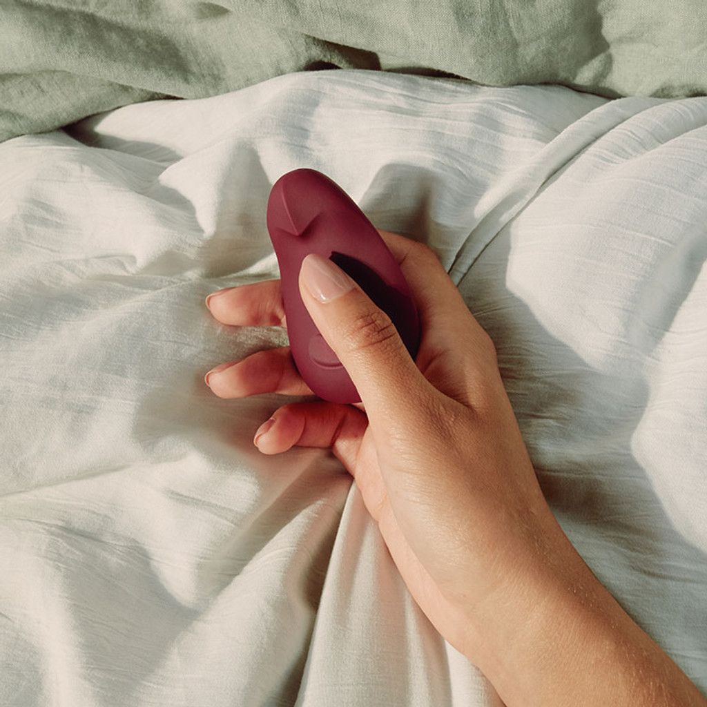 Pom Flexible Vibrator by Dame Products - Lifestyle
