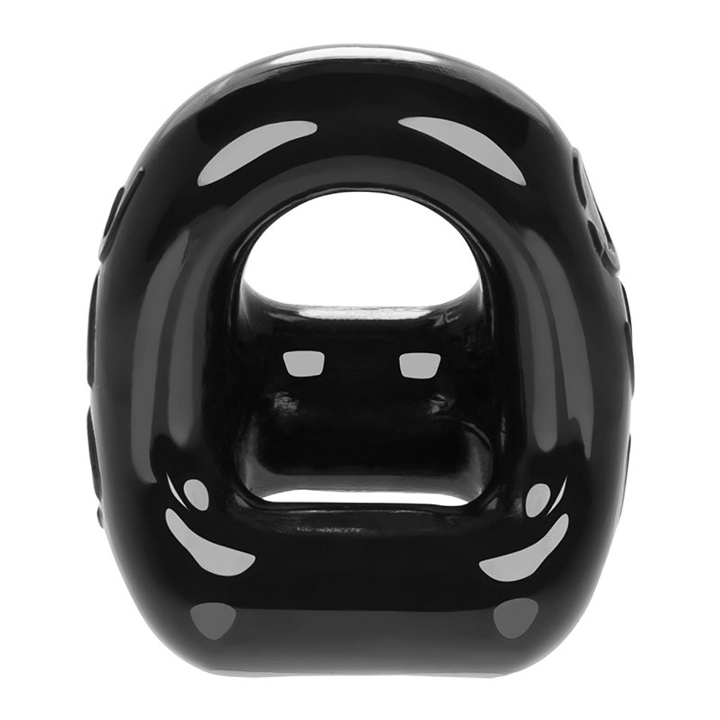 Oxballs 360 Dual Cock Ring and Ball Sling - Front