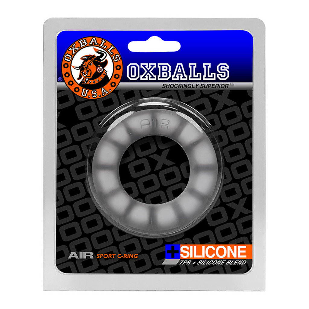 Cool Ice Oxballs Air Airflow Cock Ring - Packaging