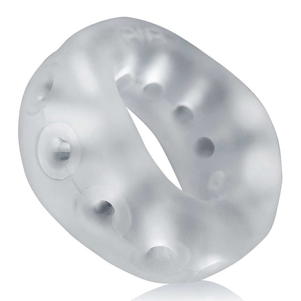 Cool Ice Oxballs Air Airflow Cock Ring - Top