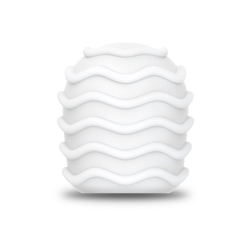 Le Wand Spiral Texture Wand Massager Cover