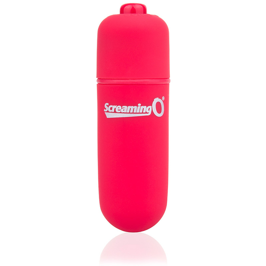 Screaming O Soft-Touch Vooom Bullet - Front