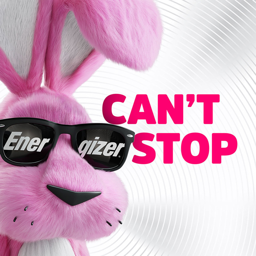 Energizer MAX Alkaline AAA Batteries - Can't Stop