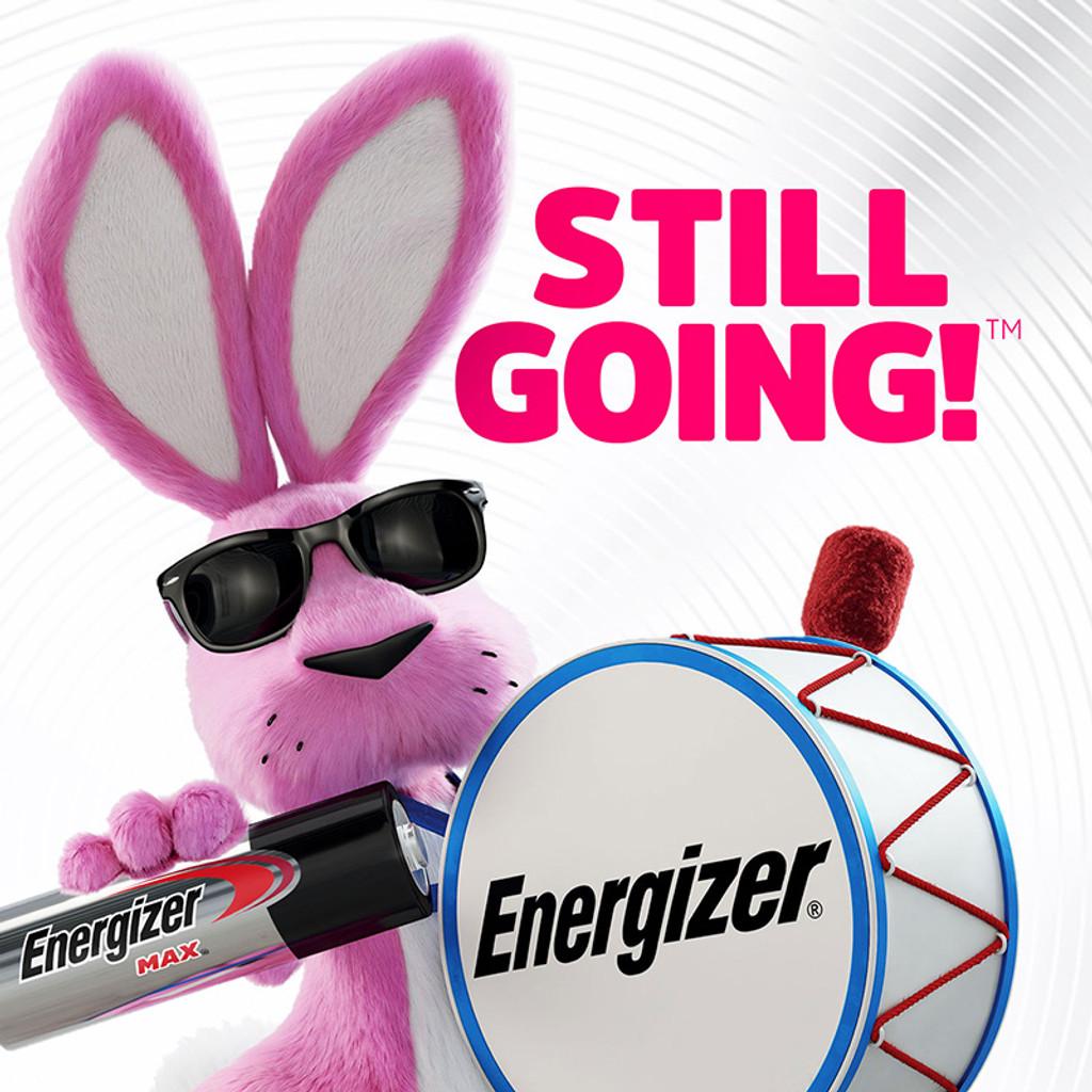 Energizer MAX Alkaline AAA Batteries - Still Going