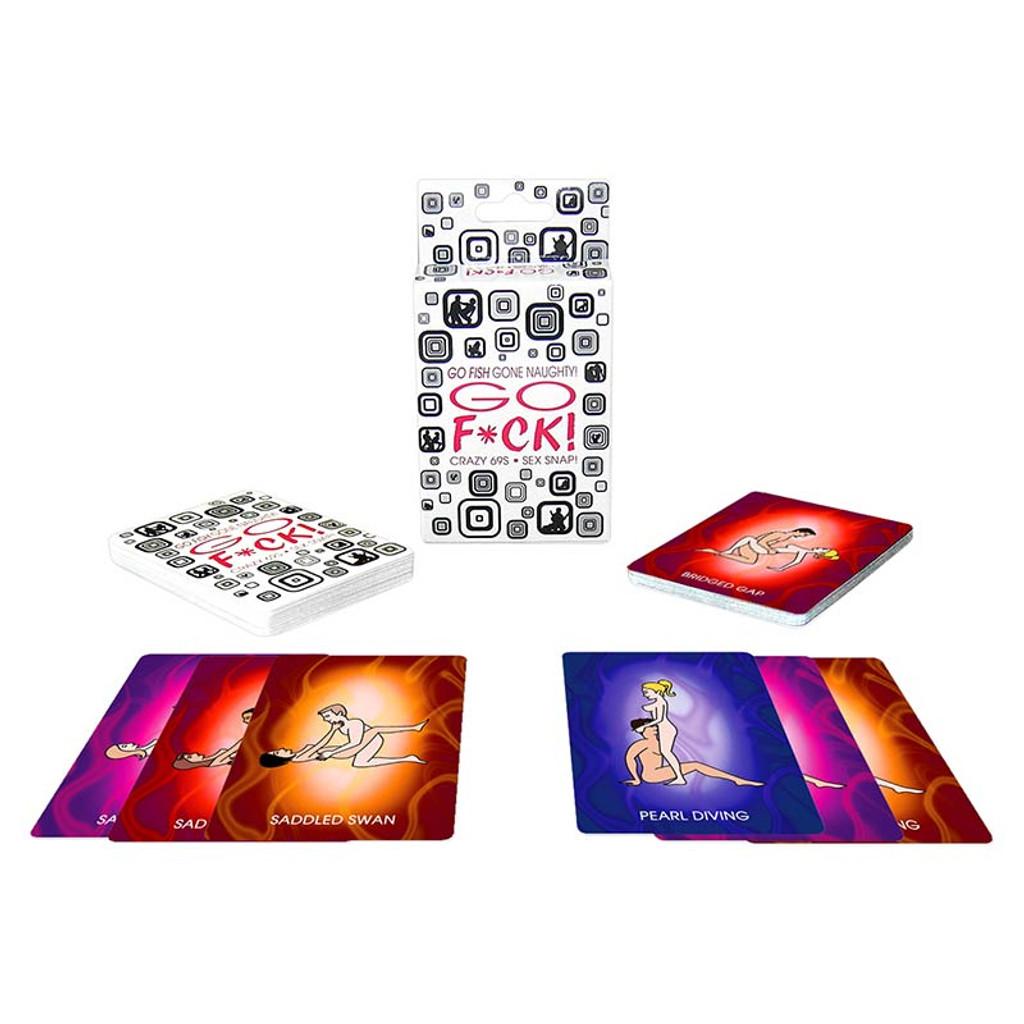 GO F*CK! Card Game