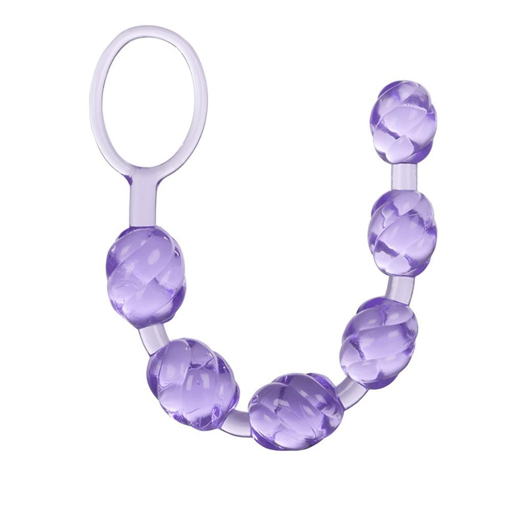 Calexotics Swirl Pleasure Beads-9101