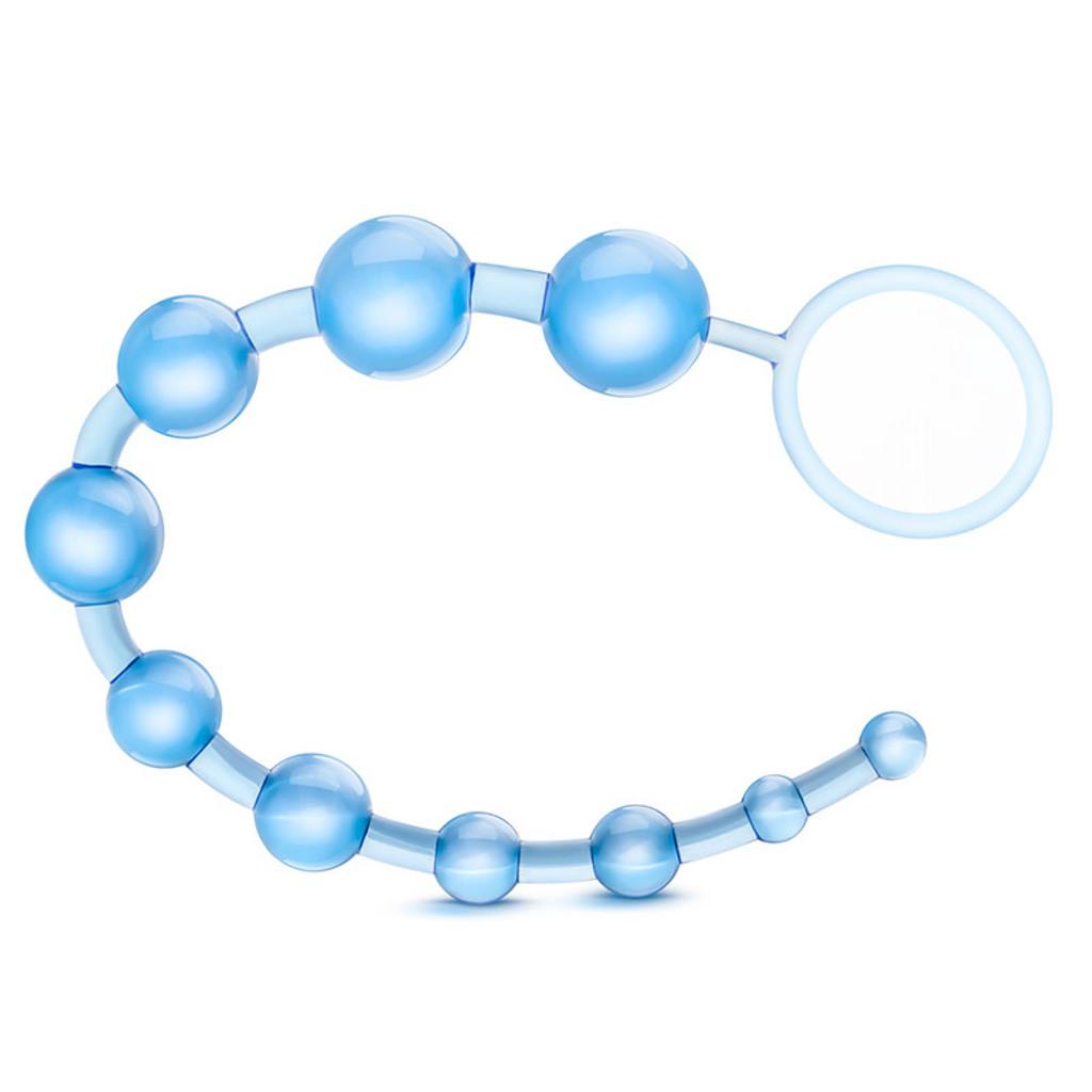 Blue Blush Novelties B Yours Basic Beads