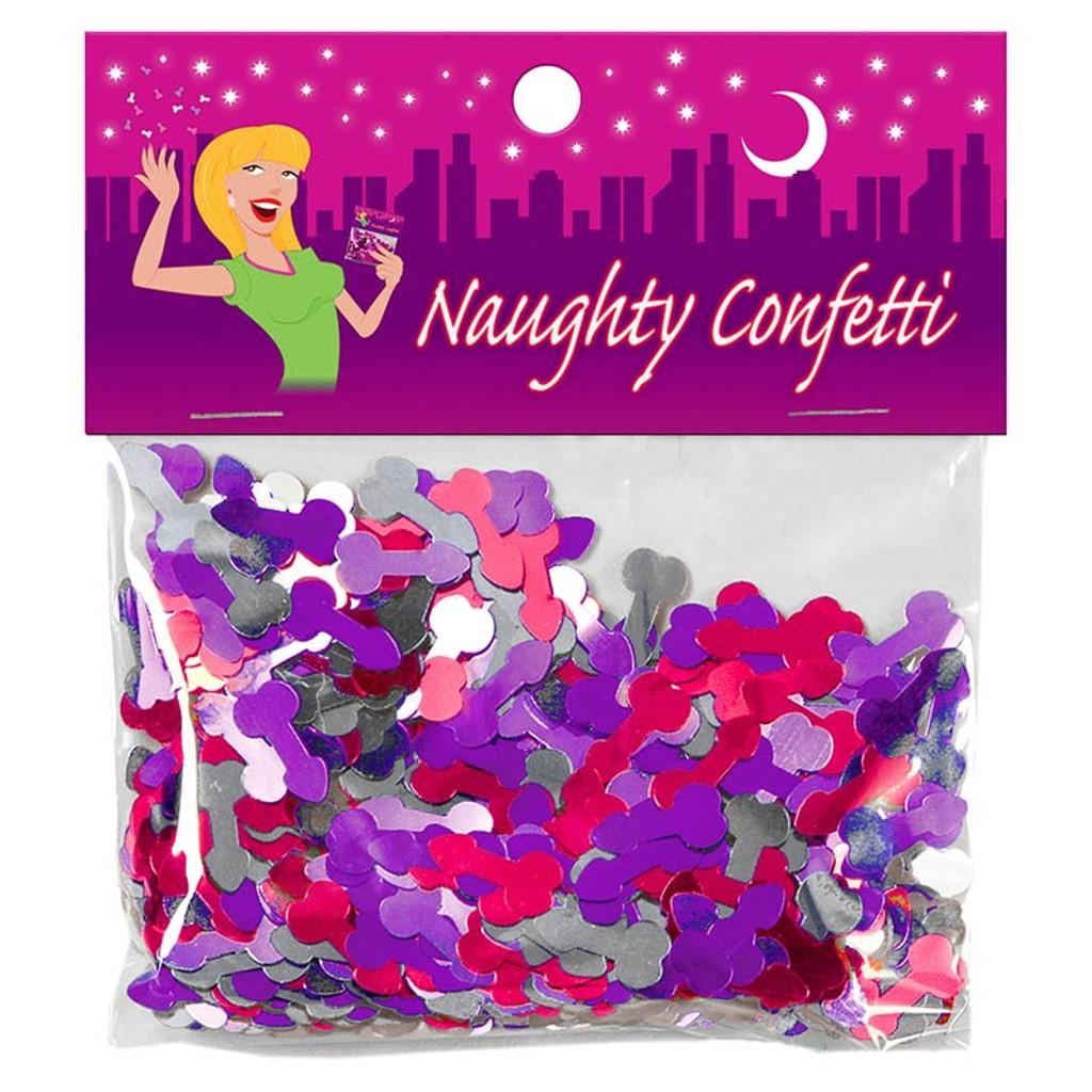 Naughty Confetti