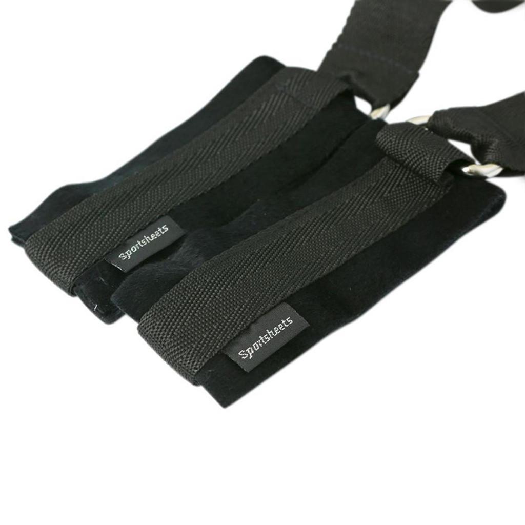 Sportsheets Door Jam Cuffs -Cuffs