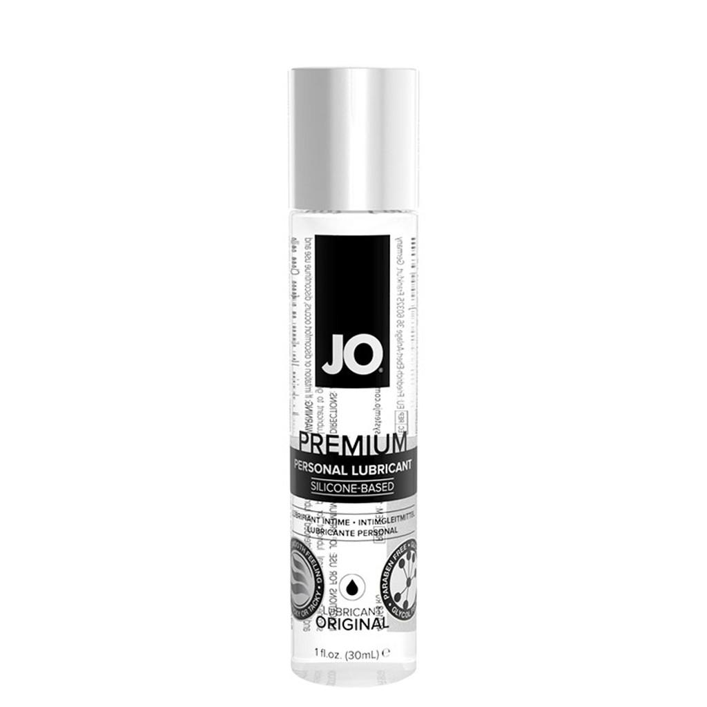 JO Premium Silicone Lubricant - 1 oz.