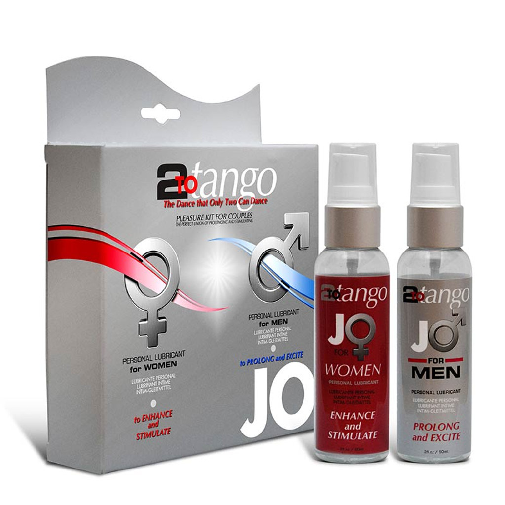 JO 2-to-Tango Lubricant For Couples