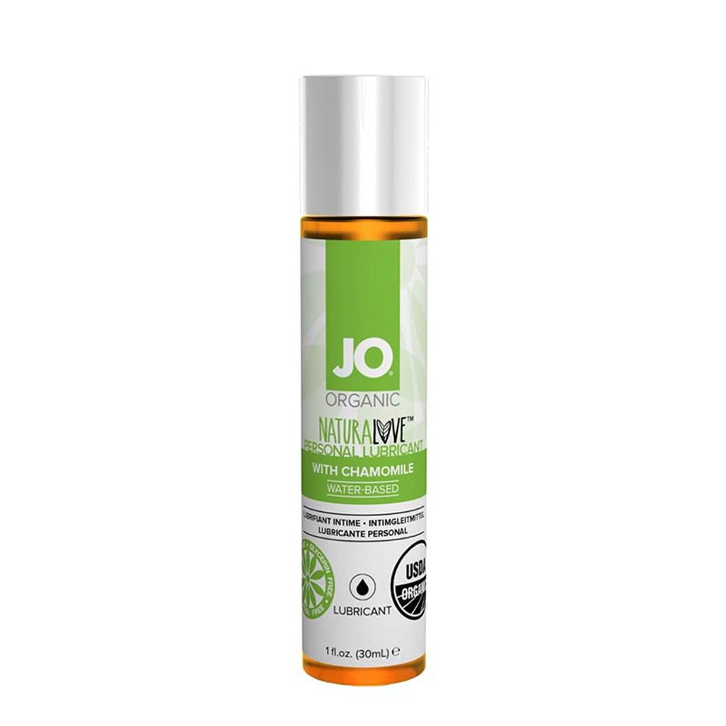 JO Naturalove USDA Organic Lubricant - 1oz.