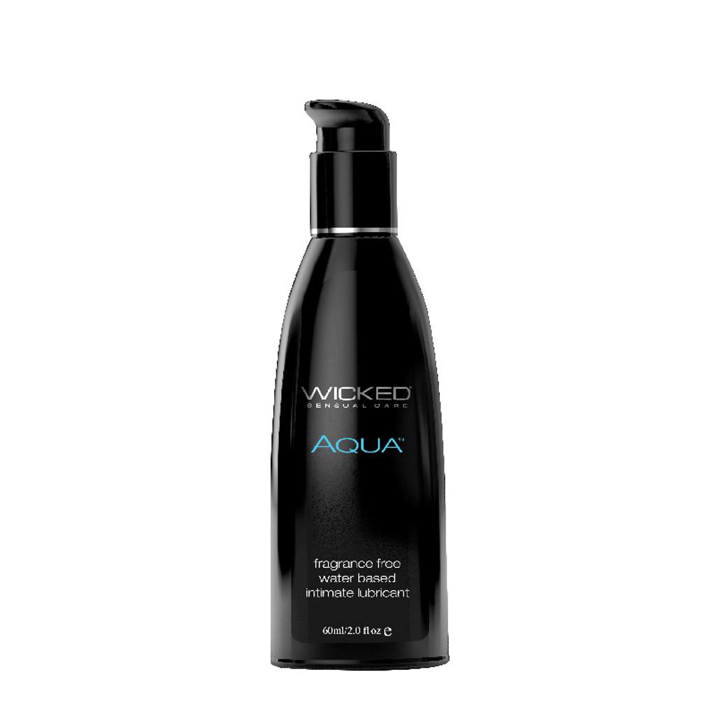 Wicked Aqua Lubricant - 2 oz.