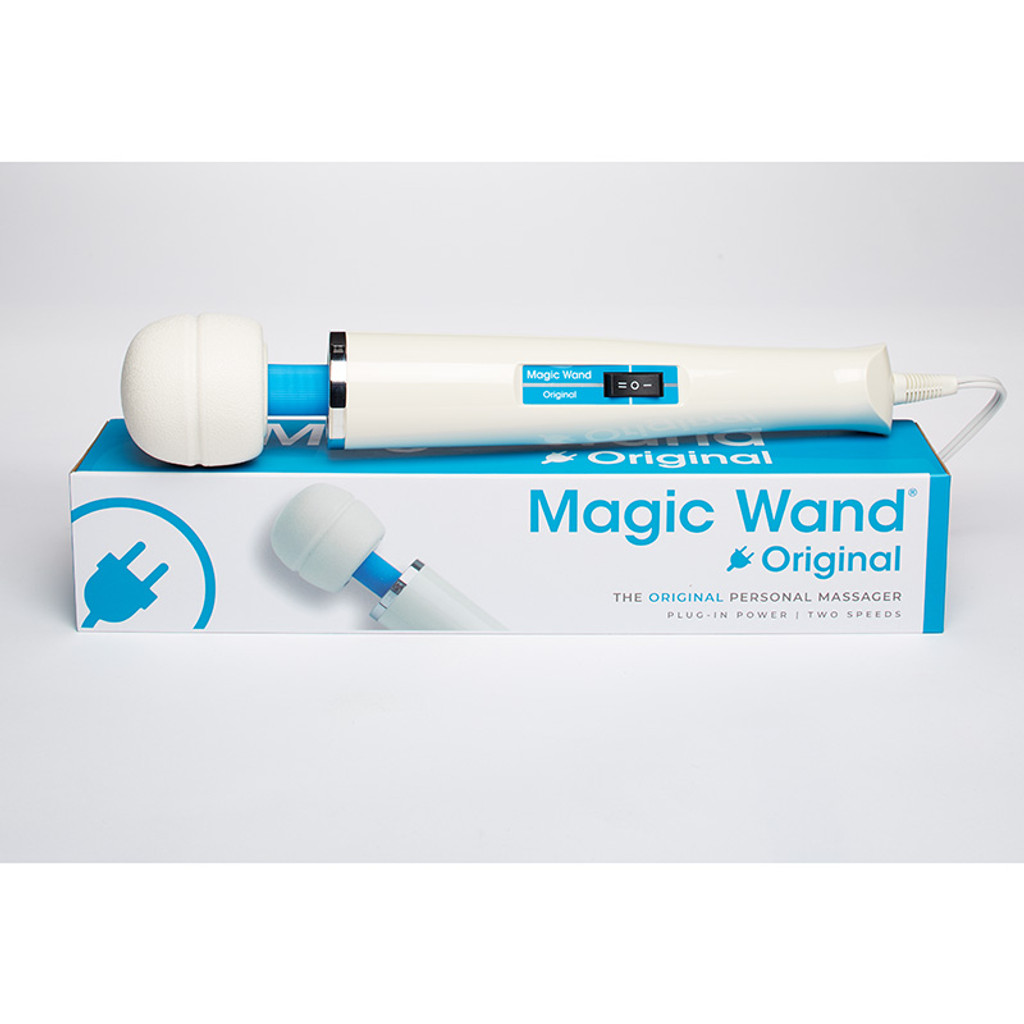 Magic Wand Original - Packaging Front
