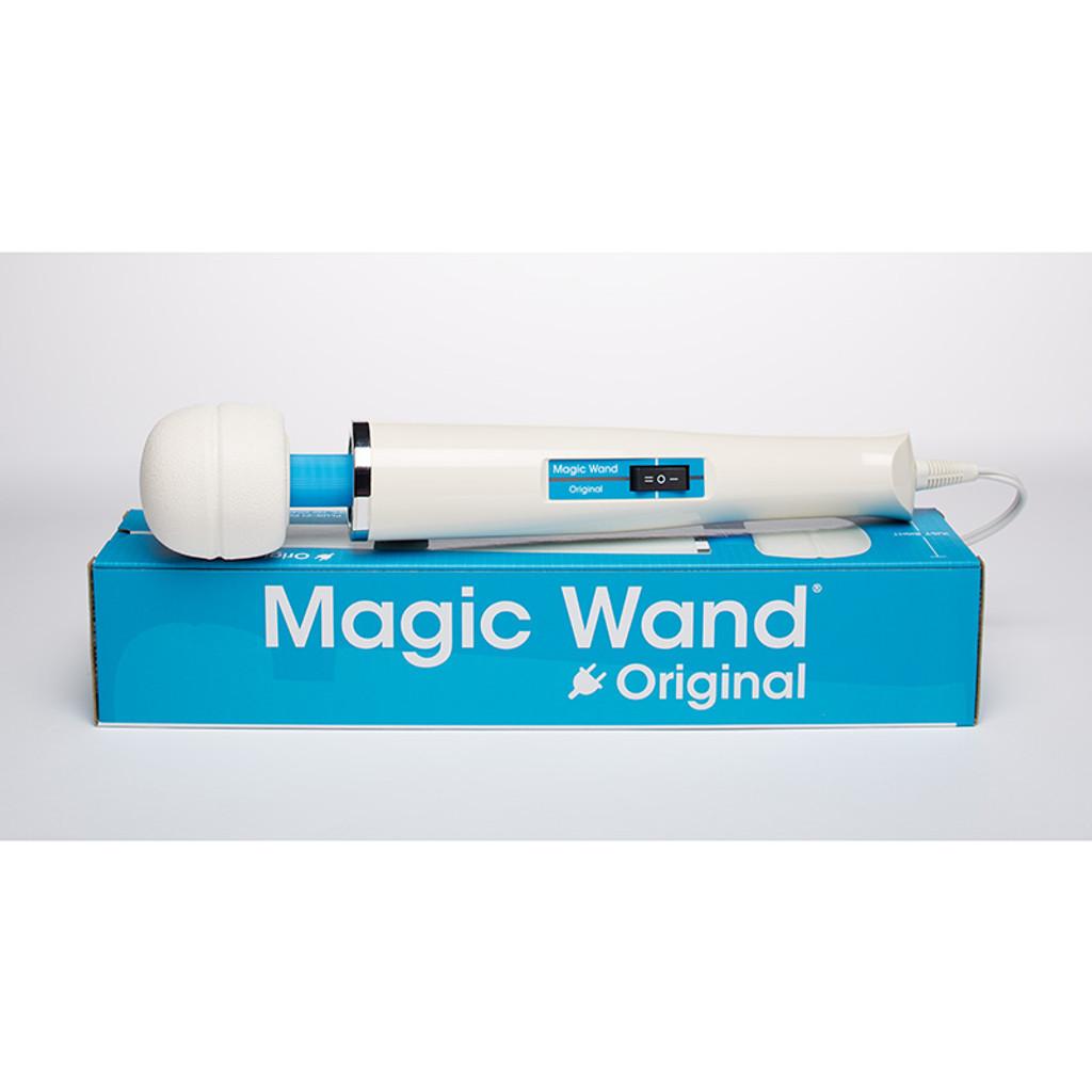 Magic Wand Original - Packaging Top