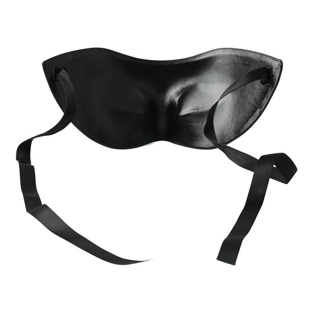 S&M Blackout Mask - Back