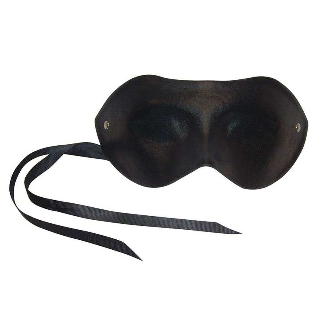 S&M Blackout Mask - Front