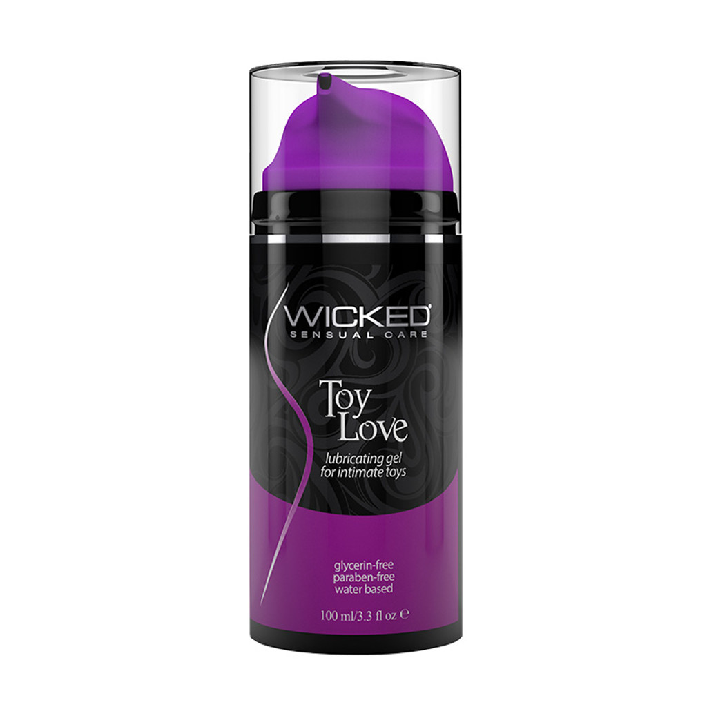 Toy Love Gel for Intimate Toys