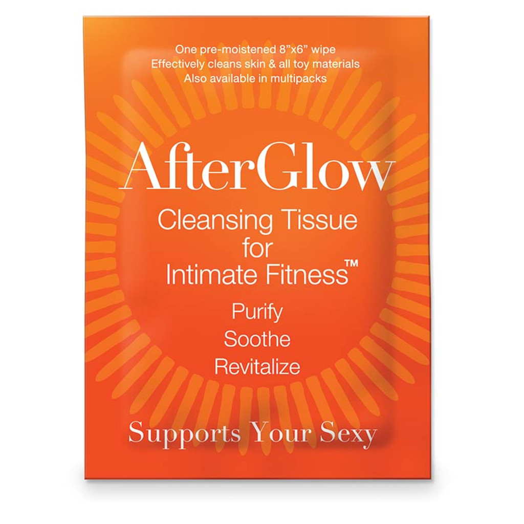 Afterglow Cleansing Tissue - Single