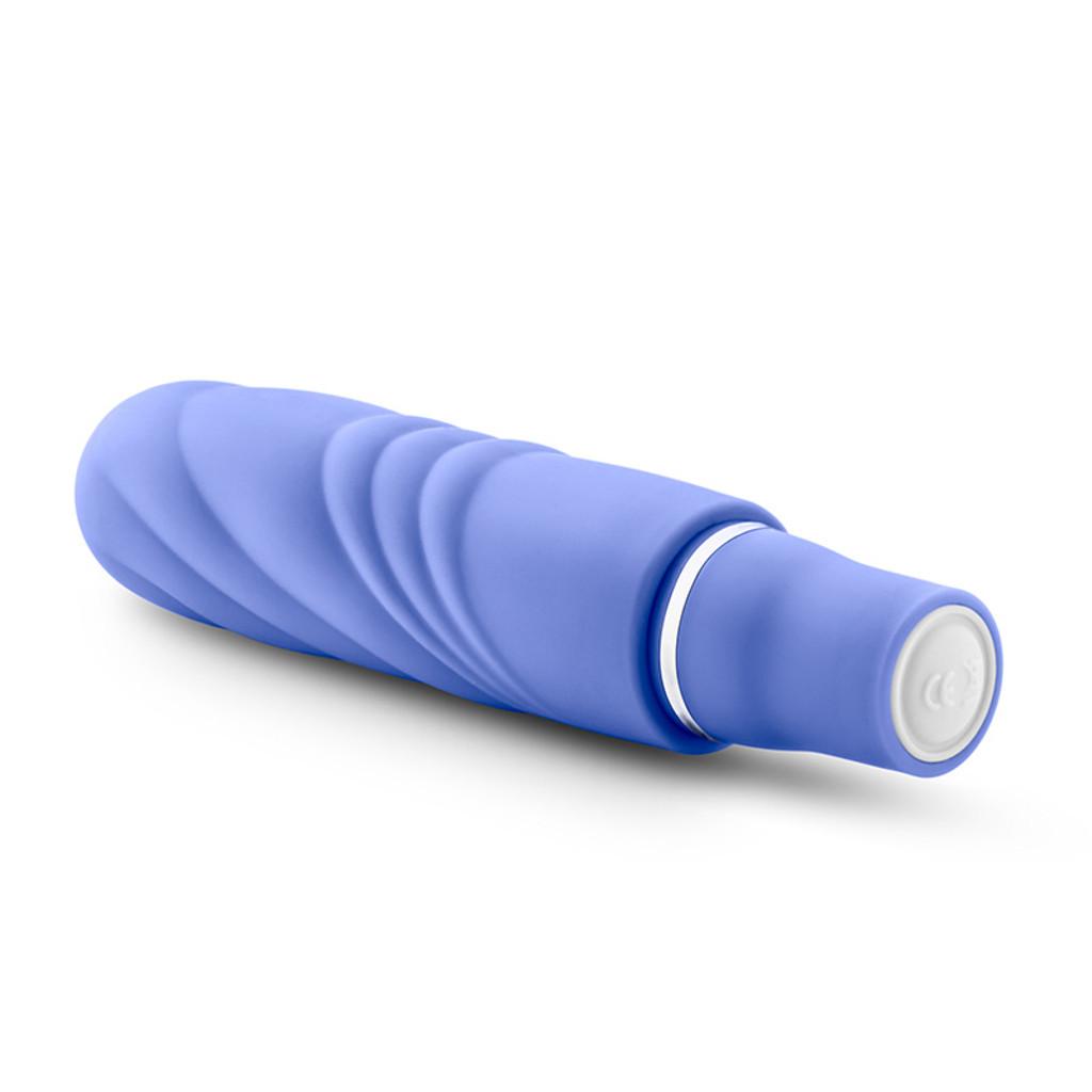 Periwinkle Blush Novelties Nimbus Mini Vibrator - Base