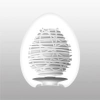 Silky II Tenga Egg Stroker - Texture