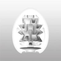 Boxy Tenga Egg Stroker - Texture