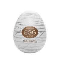 Silky II Tenga Egg Stroker - Packaging