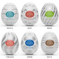 Tenga Egg Stroker Packaging