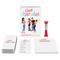 Adult Charades - Spread