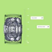 QUICKSHOT Vantage by Fleshlight - Measurements