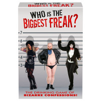 Who's the Biggest Freak? Game