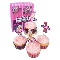 Naughty Cupcake Set