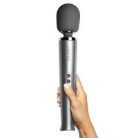 Grey Le Wand Rechargeable 10-Speed Wand Massager - Model #1