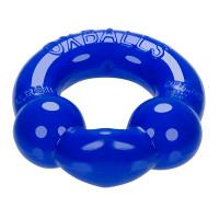 Oxballs Ultraballs 2-Pack Cockring - Blue