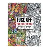 Fuck Off, I'm Coloring Book