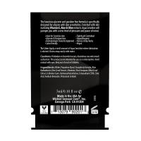 Wicked Aqua Sensitive Lubricant Sample - Back